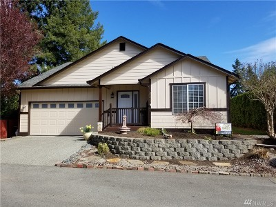 Everett Condo/Townhouse For Sale: 2229 107th St SE