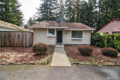 Lacey Single Family Home For Sale: 522 Malibu Dr SE