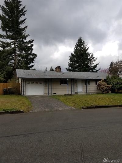 Single Family Home For Sale: 1325 Stillwell St NE