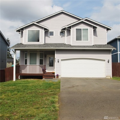Tacoma Single Family Home For Sale: 405 E 67th St
