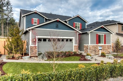 Puyallup Single Family Home For Sale: 12615 Emerald Ridge Blvd E #06