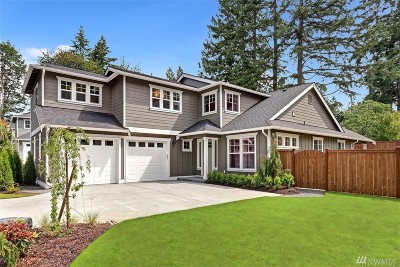 Snohomish County Single Family Home For Sale: 8717 236th St SW