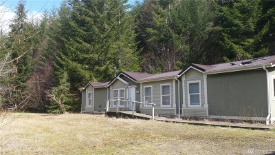 Single Family Home For Sale: 4526 Wishkah Rd