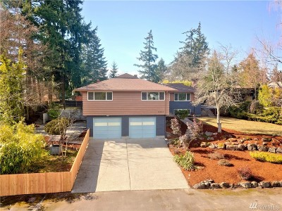 Seattle Single Family Home For Sale: 13303 8th Ave SW