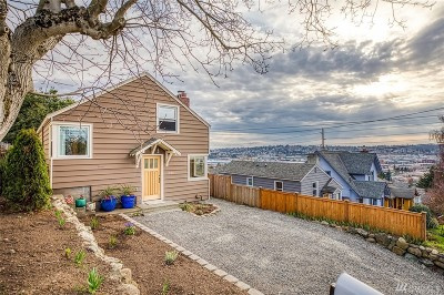 Seattle Single Family Home For Sale: 223 NW 50th St