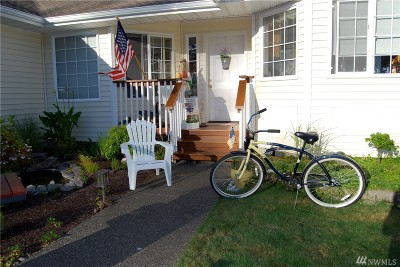 Grays Harbor County Single Family Home For Sale: 368 Harbor View Lp SE