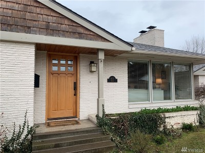Chelan County Single Family Home For Sale: 931 Bryan St