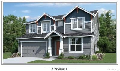 Puyallup Single Family Home For Sale: 12604 Emerald Ridge Blvd E #61
