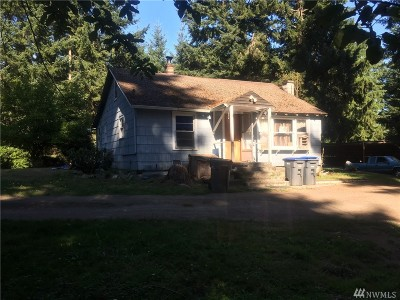Bremerton Single Family Home For Sale: 5218 Pine Rd NE