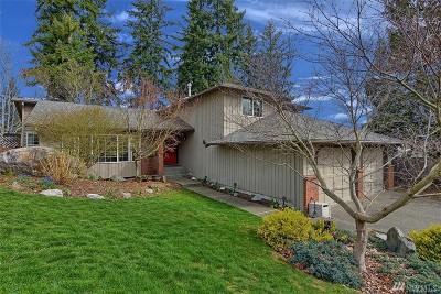 Everett Single Family Home For Sale: 4805 123rd St SE