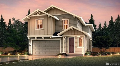 Lakewood Single Family Home For Sale: 8126 116th St Ct SW #Lot16