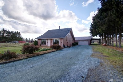 Sedro Woolley Single Family Home For Sale: 7574 Sr 9