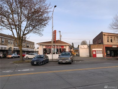 Seattle Commercial For Sale: 9440 Delridge Wy SW