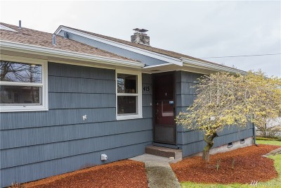 Burien Single Family Home For Sale: 415 S 146th St