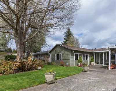 Federal Way Single Family Home For Sale: 31428 32nd Ave SW