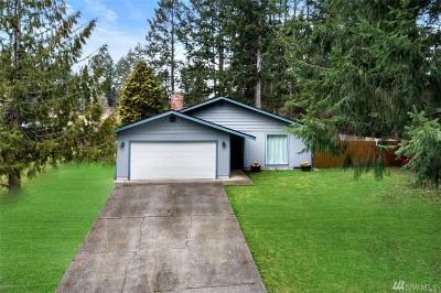 Olympia WA Single Family Home For Sale: $290,000