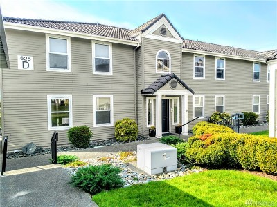 Tacoma Condo/Townhouse For Sale: 625 N Jackson Ave #D1
