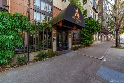 Seattle Condo/Townhouse For Sale: 323 Queen Anne Ave N #400
