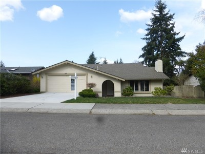 Bellevue Single Family Home For Sale: 15106 SE 47th Place