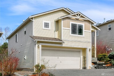 Lynnwood Condo/Townhouse For Sale: 4423 156th Place W #6