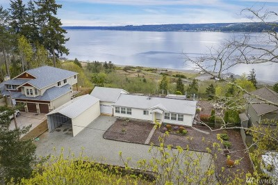 Port Ludlow Single Family Home For Sale: 1431 Thorndyke Rd