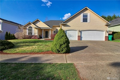 Olympia Single Family Home For Sale: 2904 30th Ave SE