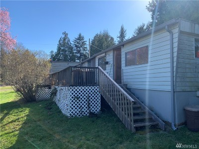 Port Ludlow Single Family Home Pending: 110 W Maple St