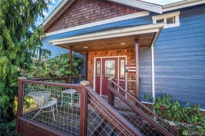 Bellingham Single Family Home For Sale: 2818 Flint St