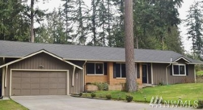 Mount Vernon Single Family Home Pending Inspection: 620 N 30th St