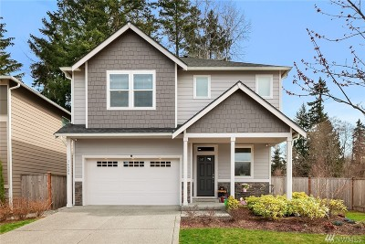 Bothell Single Family Home For Sale: 16329 38th Dr SE