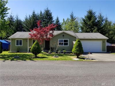 Winlock Single Family Home For Sale: 216 St Helens Wy