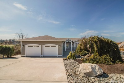 Hansville Single Family Home For Sale: 37909 Hood Canal Dr NE