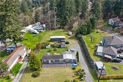 Bothell Residential Lots & Land For Sale: 21325 Meridian Dr SE