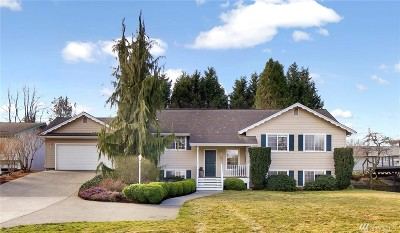 Bellingham Single Family Home For Sale: 1137 Lingbloom Rd