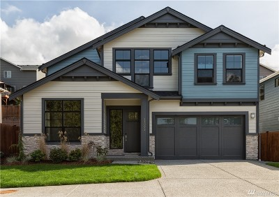 Bothell Single Family Home For Sale: 23005 41st Dr SE