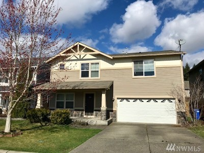 Puyallup Single Family Home For Sale: 18308 Silver Creek Ave E
