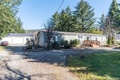 Sedro Woolley Single Family Home Pending: 20197 Echo Hill Rd