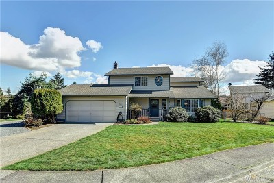 Marysville Single Family Home For Sale: 4920 139th Place NE