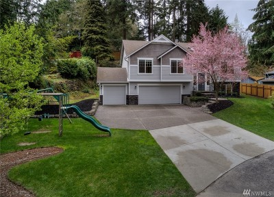 Shoreline Single Family Home For Sale: 506 N 185th Place