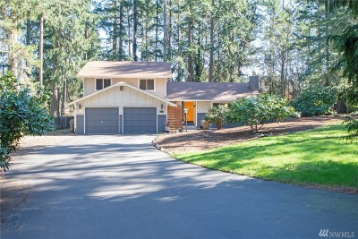 Gig Harbor Single Family Home For Sale: 328 Point Fosdick Place NW