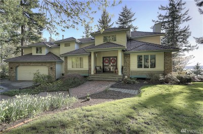 Pierce County Single Family Home For Sale: 1108 7th Ct