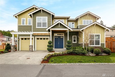 Bothell Single Family Home For Sale: 10019 NE 147th St