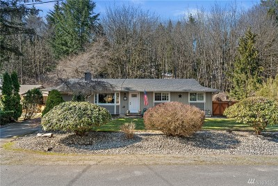 Olympia Single Family Home For Sale: 7915 Box Elder Dr SW