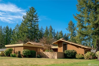 Olympia Single Family Home For Sale: 3714 Park Dr SW