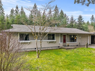 Single Family Home Sold: 9549 Glory Dr SE