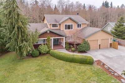 Camano Island Single Family Home For Sale: 335 Alta Via Dr
