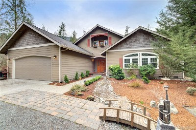 North Bend Single Family Home Contingent: 47415 SE 162nd St