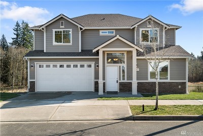 Tumwater Single Family Home For Sale: 2147 79th Ave SE