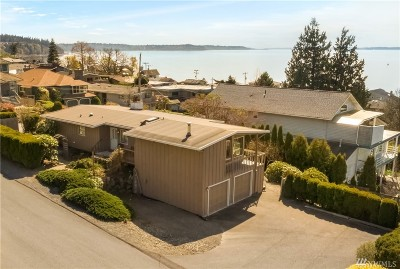Shoreline Single Family Home For Sale: 19403 25th Ave NW