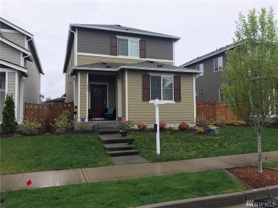 Lacey Single Family Home For Sale: 3409 Hera